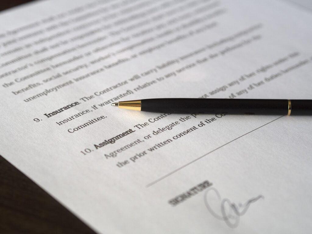 fegli beneficiary after divorce